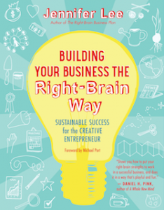 Building Your Business the Right Brain Way